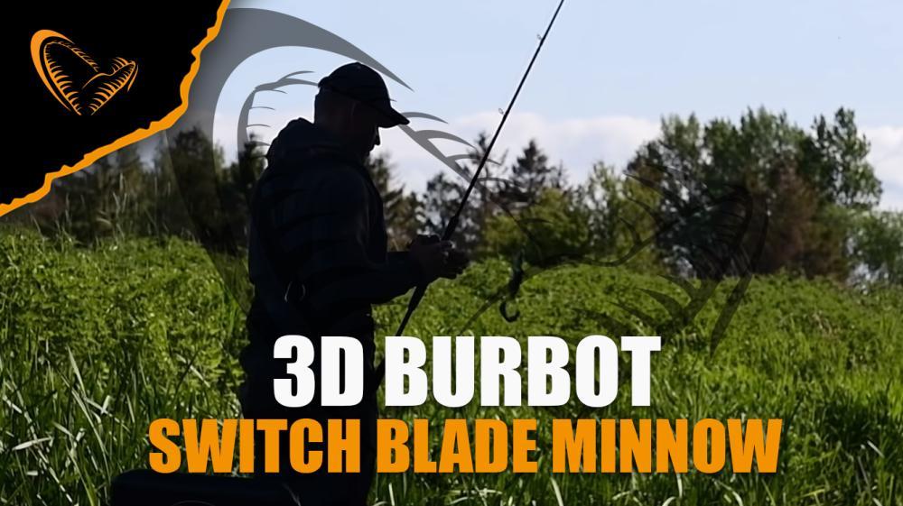 Savage Gear Switch Blade Minnow