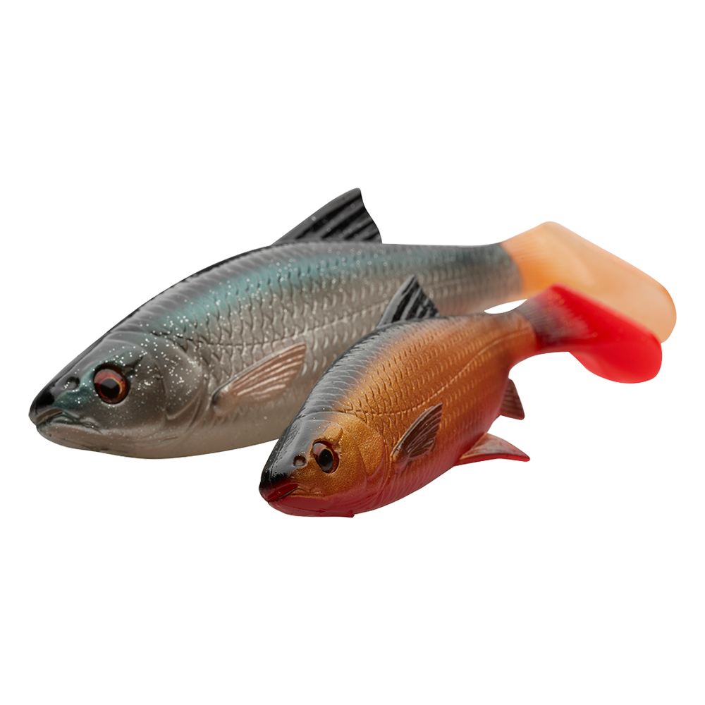 The 3D River Roach - 2 PCS