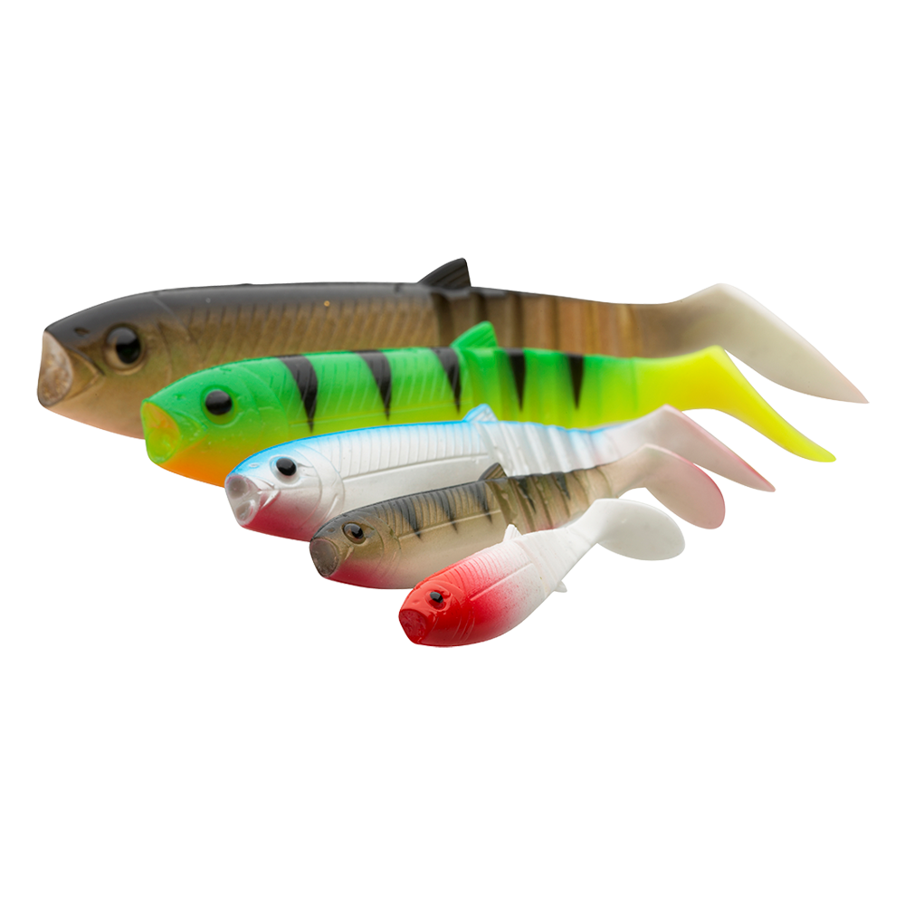 Cannibal Shad Bulk