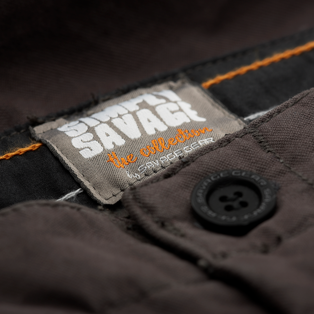 Simply Savage Cargo Trousers