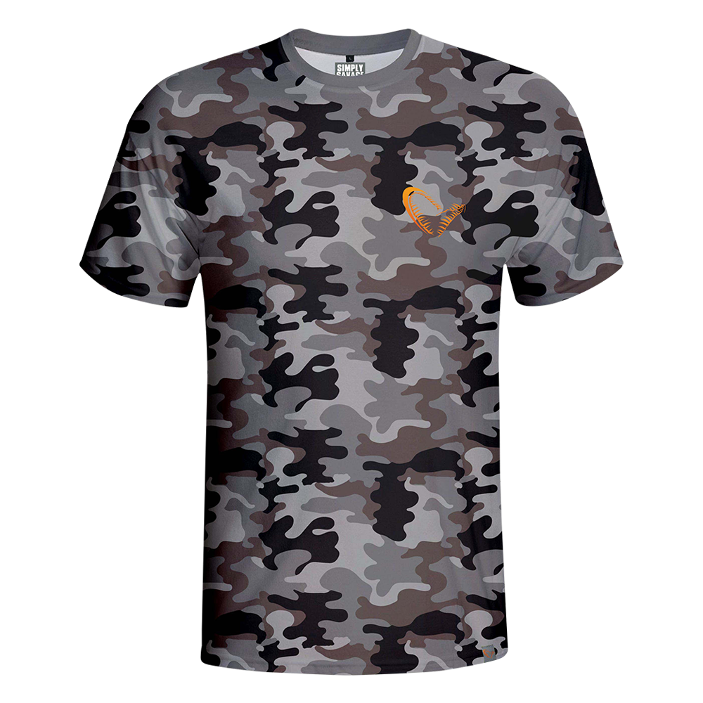 Simply Savage Camo T-shirt