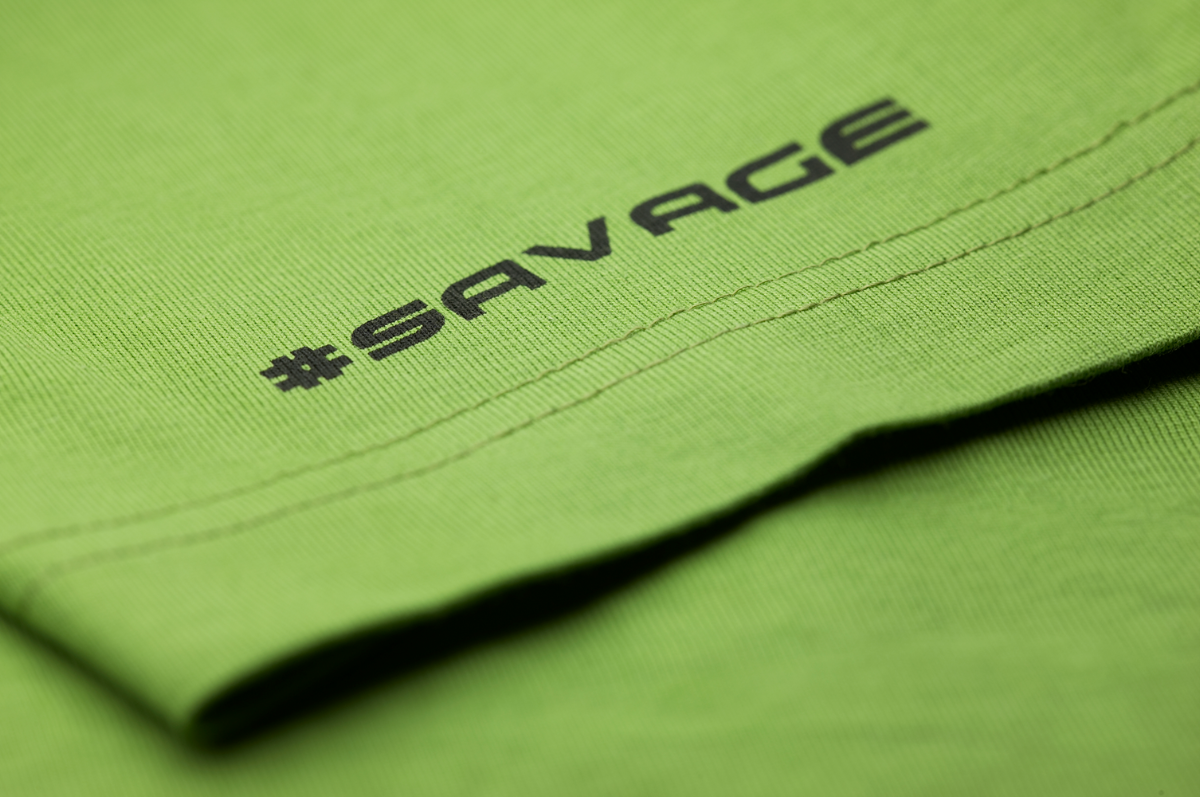 Simply Savage Jaw Tee