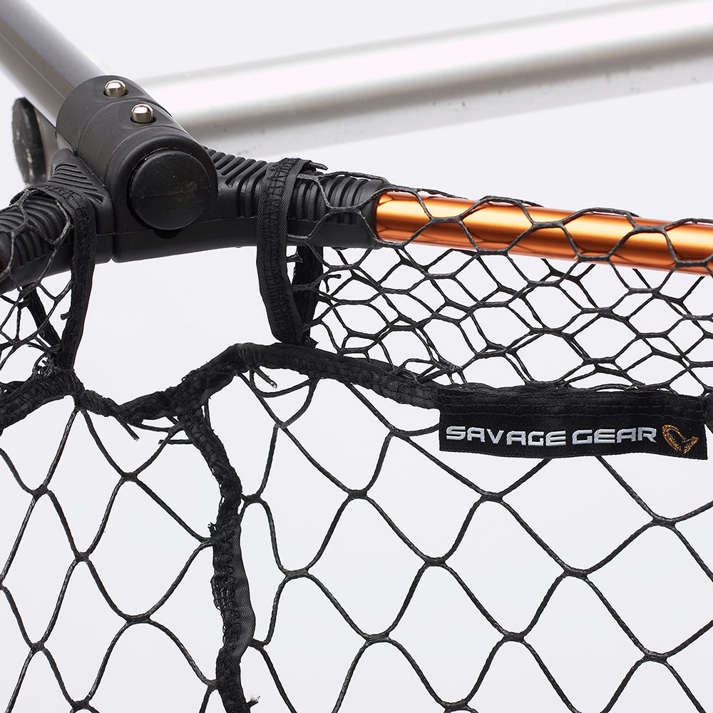 Competition Pro Landing Nets, Extra Large Rubber Mesh Net