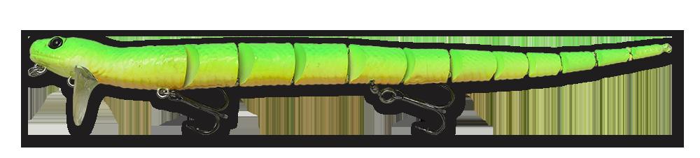 Savage Gear 3D Serpiente Topwater